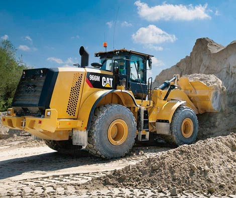 Earth Moving Equipment Repairs