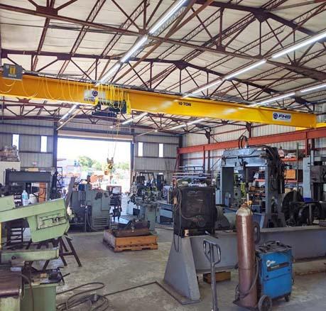 machine shops